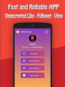 Download Like Star - Free Like Follow 1.0.5 APK