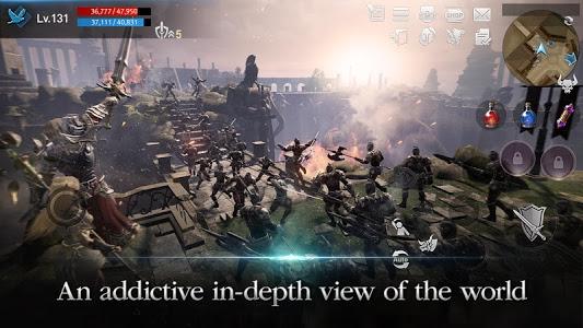 screenshot of Lineage2 Revolution version 0.25.13