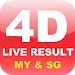 Download Malaysia & Singapore - 4D Live Result 2.0.9 APK