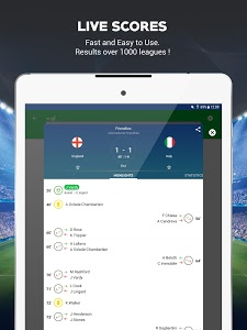Download SKORES - Live Football Scores  APK