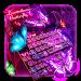 Download Luminous butterfly keyboard 10001010 APK
