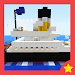 Download Luxurious Cruise Ship Game. Map for MCPE 10rel.0 APK
