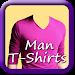 Download Man T-Shirt Photo 1.3 APK