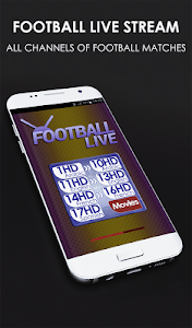 screenshot of Match Live 2017 version 1.0