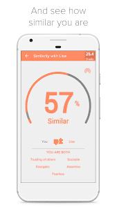 screenshot of Mei: SMS Messaging + AI version 2.5.9-Prod