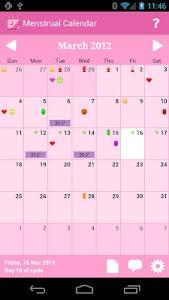 Download Menstrual Calendar 0x7f050011 APK