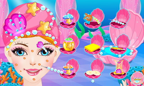 Download Mermaids Makeover Salon 2.0.3 APK
