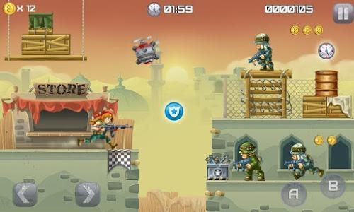 screenshot of Metal Soldiers version 1.0.12