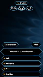 Download Millionaire Quiz Free: Be Rich 3.3 APK