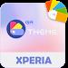 Mix™ XPERIA Style | X Theme