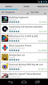 Download Mobile App Store 1.5 APK