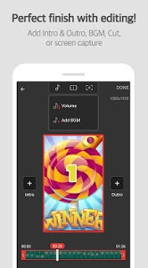 screenshot of Mobizen Screen Recorder - Record, Capture, Edit version 3.6.0.28