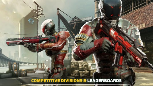 screenshot of Modern Combat Versus: New Online Multiplayer FPS version 1.11.1