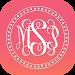Download Monogram It - Monogram Wallpaper Backgrounds Maker 1.99 APK