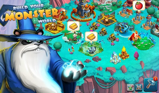 screenshot of Monster Legends - RPG version 5.4.1