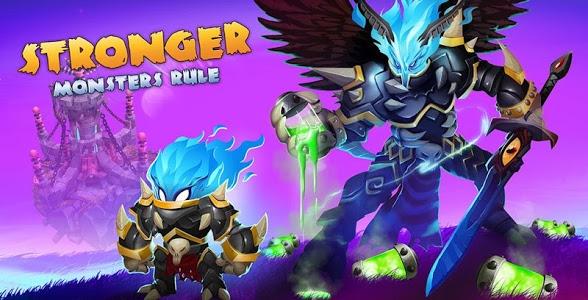 screenshot of Monster Legends - RPG version 5.0