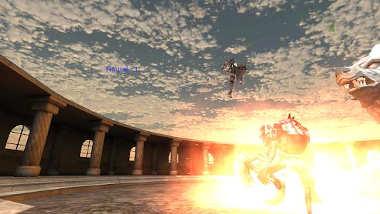 screenshot of Mortal Tournament version 1.0