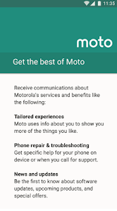 Download Motorola Notifications 7.6.015 APK