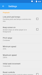Download Music Speed Changer 7.11.10 APK