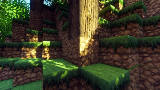 screenshot of My Craft Exploration version 2.1