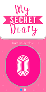 Download My Personal Diary with Fingerprint & Lock 2.2 APK