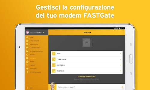 Download MyFastweb 3.1.2 APK