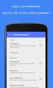 Download MyVideoDownloader for Facebook: download videos! 3.5.6 APK