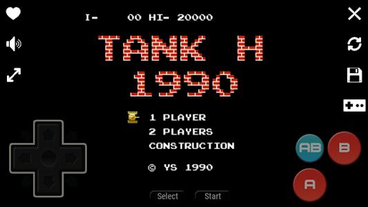 screenshot of NES Emulator - Best Emulator Arcade Game Classic version 1.0r