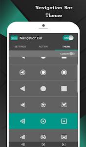 screenshot of Navigation Bar (Back, Home, Recent Button) version 1.2.4