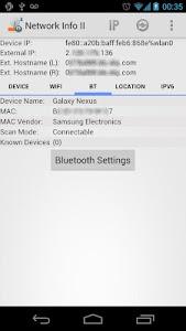 Download Network Info II 0.7.1 APK