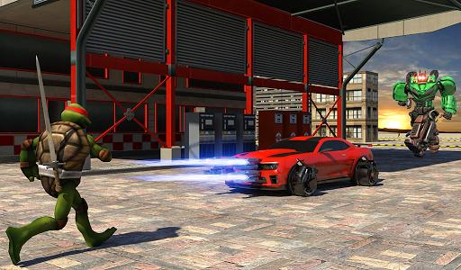 Download Ninja Turtle Shadow Fight 1.0 APK