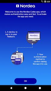 Download Nordea Codes  APK