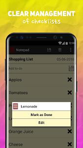 Download Notepad 2.0.433 APK