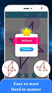 screenshot of One Line: Connect All Points With One Line version 1.0.3