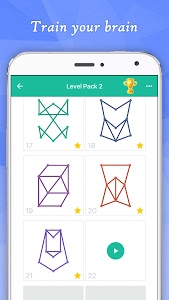 Download One Line Draw: One Stroke Drawing Puzzle Game 1.0.7 APK