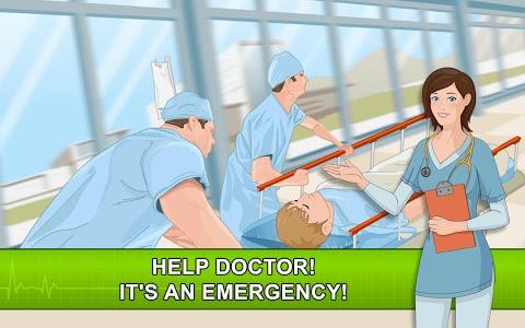 screenshot of Hospital Surgeon version 1.2