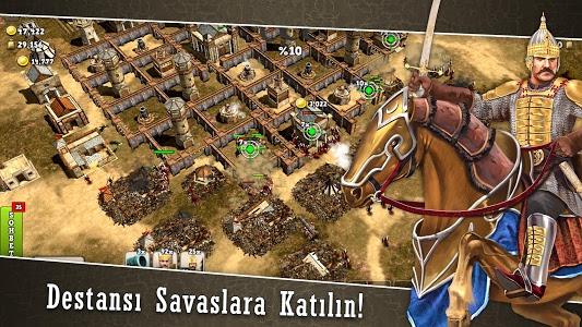 screenshot of Osmanlı Savaşları version 1.08