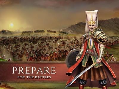 screenshot of Ottoman Wars version 3.3.3