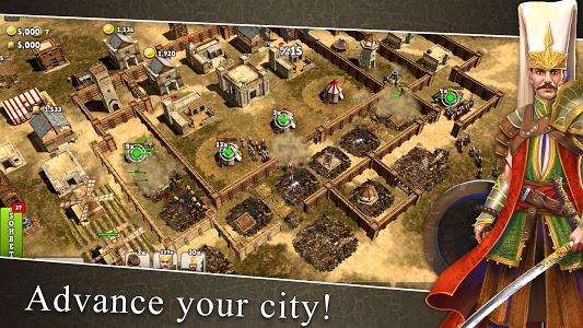 screenshot of Ottoman Wars version 1.6