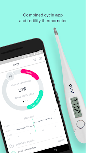 Download Ovy - NFP, period, ovulation, bbt, menstruation 1.11.3 APK