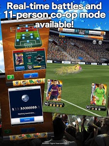 screenshot of PES CARD COLLECTION version 2.1.0