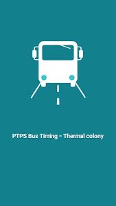 Download PTPS Bus Timing 1.1.1 APK