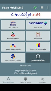 Download Pago Móvil SMS 0.0.43 APK