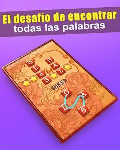 screenshot of Palabras Cruz version 1.0.69