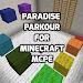 Download Paradise Parkour map for MCPE 1.5 APK