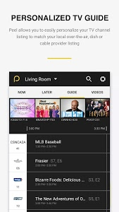 Download Peel Universal Smart TV Remote Control 10.5.3.4 APK