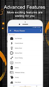 Download Super Master Cleaner & Booster   Fastest Optimizer 4.8.8 APK