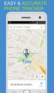 screenshot of Phone Tracker By Number version 5.22