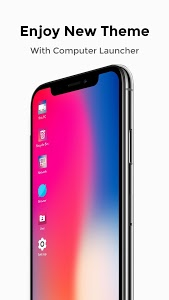 Download Phone X Theme For Computer Launcher 2.3 APK