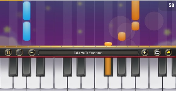 screenshot of Piano Connect: MIDI Keyboard version 2.2